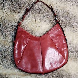Franco Sarto red leather purse